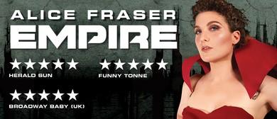 Melbourne International Comedy Festival – Alice Fraser