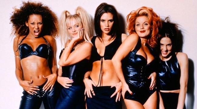 Spice girls tour dates