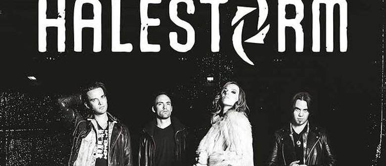 Halestorm tour dates in Melbourne