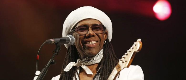 Nile Rodgers Tour Dates