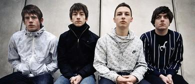 Arctic Monkeys Australian Tour