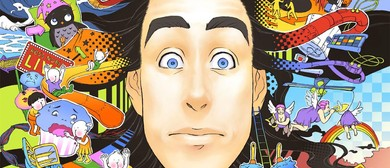 Ross Noble Australian Tour
