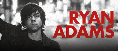 Ryan Adams Australian Tour