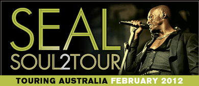 Seal Australian Tour 2012: POSTPONED