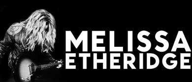 Melissa Etheridge Australian Tour