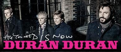 Duran Duran Australian Tour