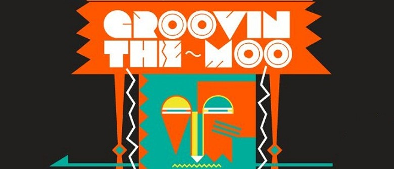 Groovin' The Moo Festival 2012