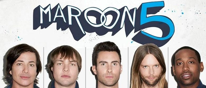 Maroon 5 Australian Tour