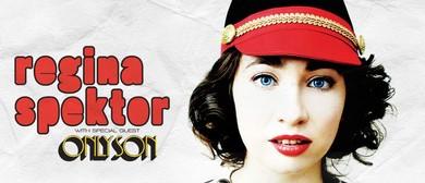 Regina Spektor Australian Tour