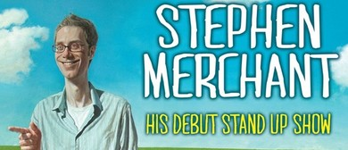 Stephen Merchant Australian Tour
