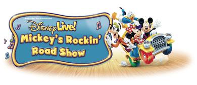 Mickey's Rockin' Road Show Australian Tour