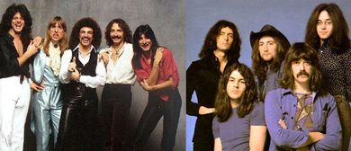 Deep Purple and Journey Australian Tour