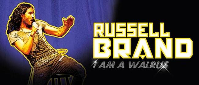Russell Brand Australian Tour
