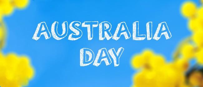 Australia Day Event Guide