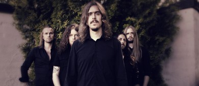 Opeth Australian Tour