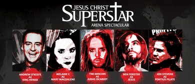 Jesus Christ Superstar Australian Tour
