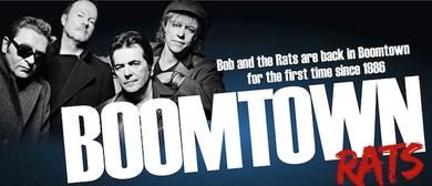 Boomtown Rats Australian Tour