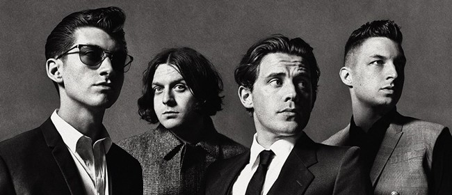 Arctic Monkeys 2014 Tour