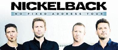 Nickelback - No Fixed Address Tour