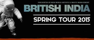British India - Spring Tour 2015