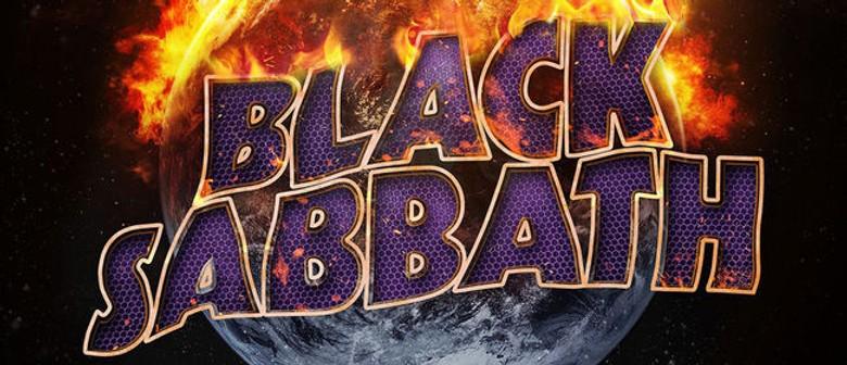 Black Sabbath - The End Farewell Tour 2016