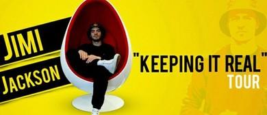 Jimi Jackson – Keeping It Real Tour