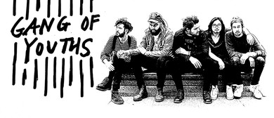 Gang Of Youths Australian Tour 2016