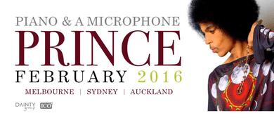 Prince - Piano & A Microphone Tour