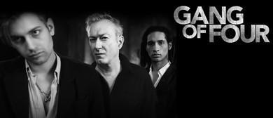 Gang of Four Australian Tour