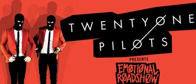 Twenty One Pilots - Emotional Roadshow World Tour