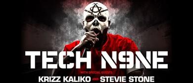 Tech N9ne Australian Tour