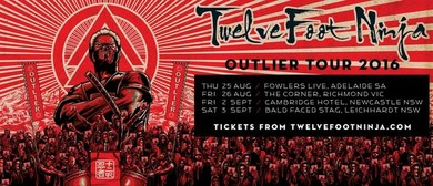 Twelve Foot Ninja - Outlier Tour