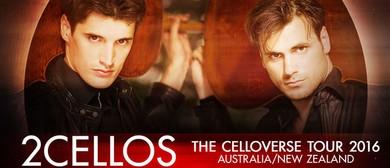 2Cellos - Celloverse Tour 2016