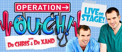 Operation Ouch! Live On Stage