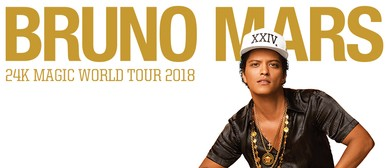 Bruno Mars – 24k Magic World Tour
