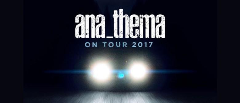 Anathema – The Optimist Tour