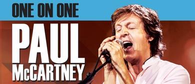 Paul McCartney – One On One Tour