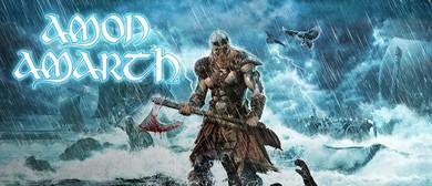 Amon Amarth Headline Shows