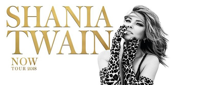 Shania Twain – Now Tour