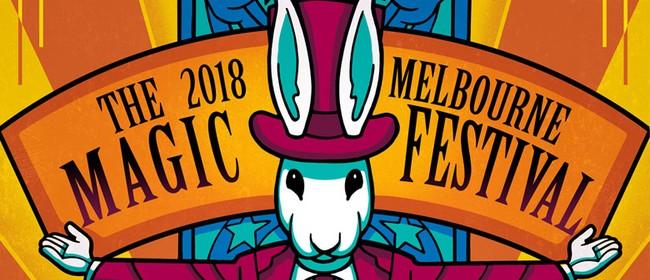 The 2018 Melbourne Magic Festival