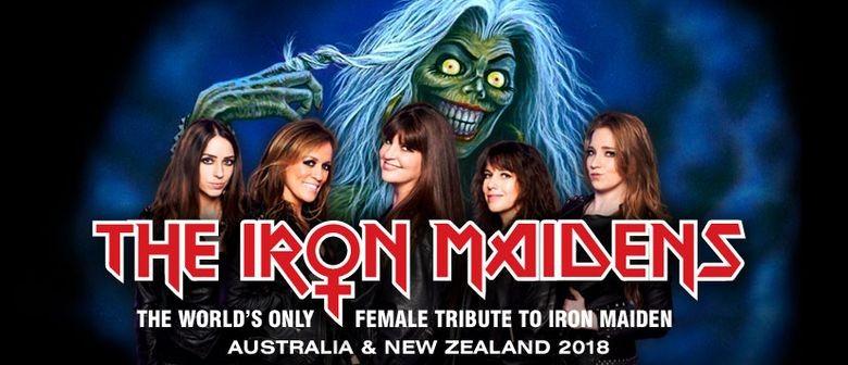 The Iron Maidens Australian Tour