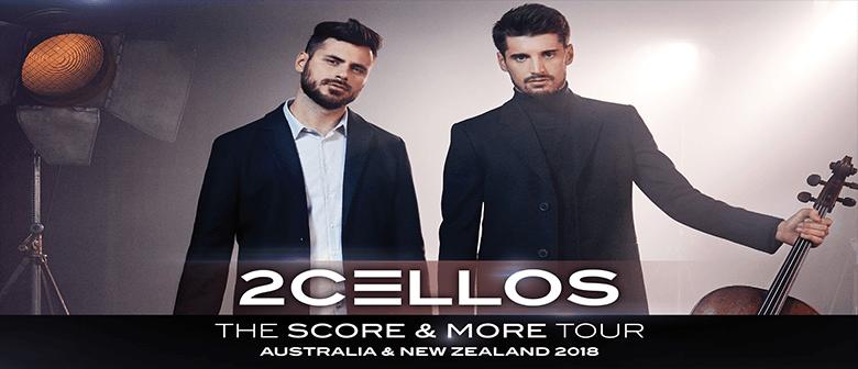 2Cellos: The Score & More Tour