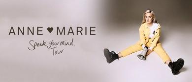 Anne-Marie – Speak Your Mind Tour