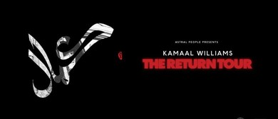 Kamaal Williams - The Return Tour