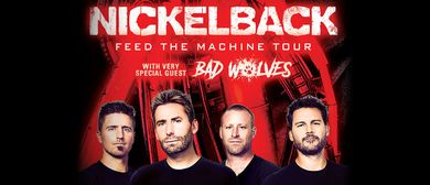 Nickelback – Feed The Machine Tour