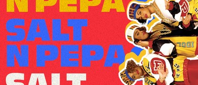 Salt N Pepa Headline Shows