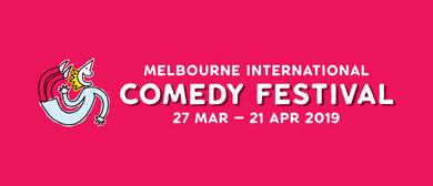 Melbourne International Comedy Festival 2019