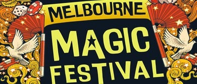 Melbourne Magic Festival 2019