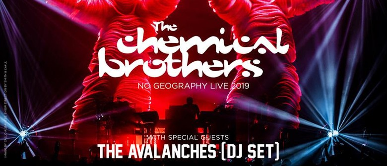 The Chemical Brothers – No Geography Live 2019 Tour