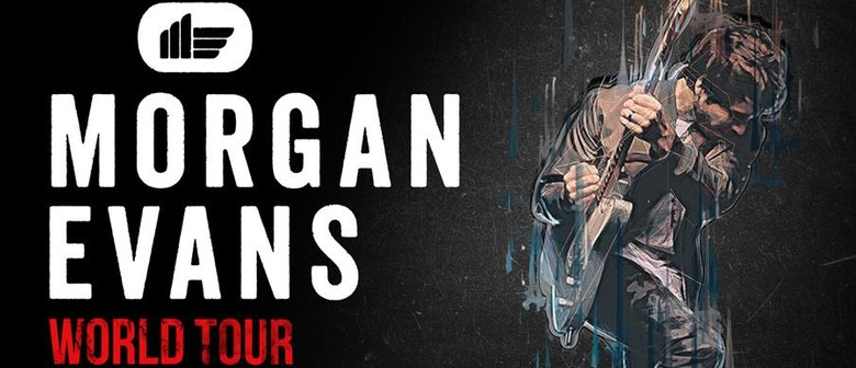 Morgan Evans World Tour